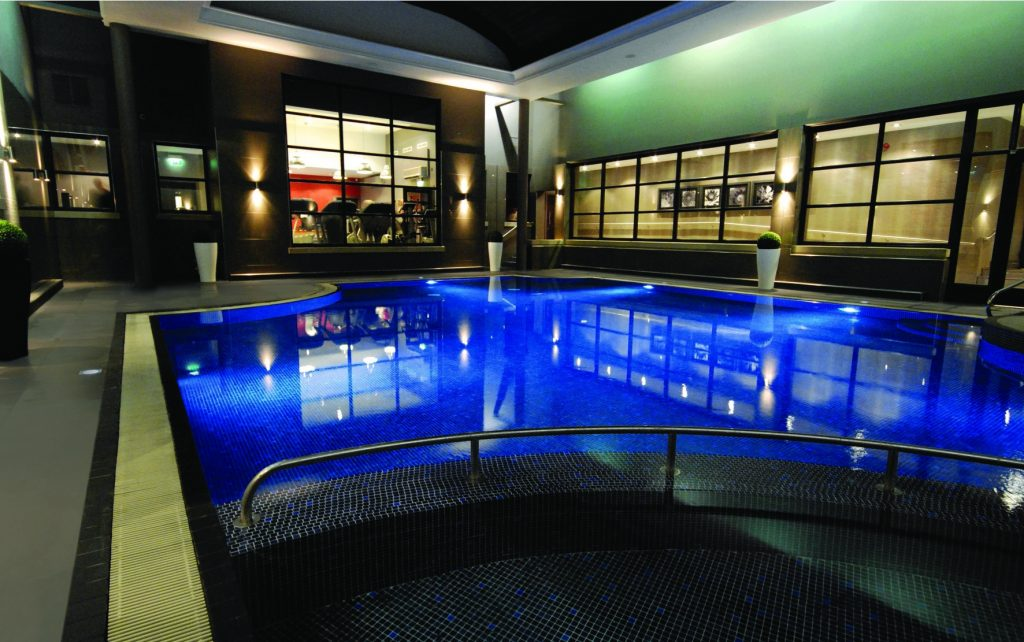Image of Oulton Hall's Swimming Pool