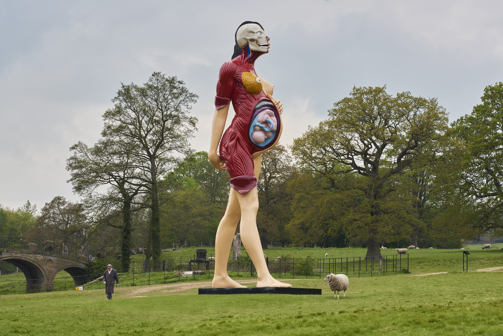 Damien Hirst - Yorkshire Sculpture International